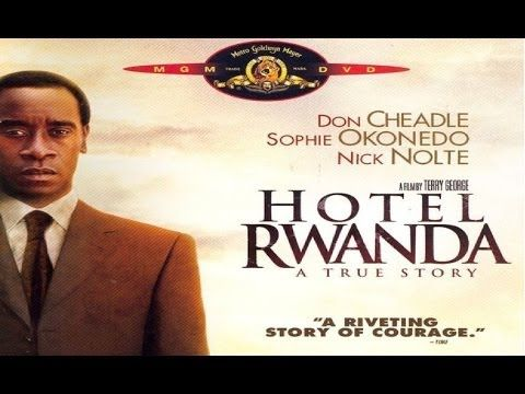 Essay about hotel rwanda imdb