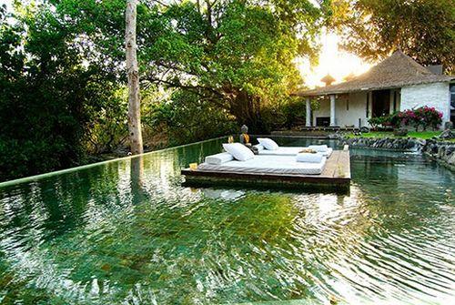 Garden pool villa matisse gangu bali wanderlust for Garden pool pdf