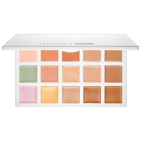 SEPHORA COLLECTION - Sephora + PANTONE UNIVERSE Correct + Conceal Palette #sephora