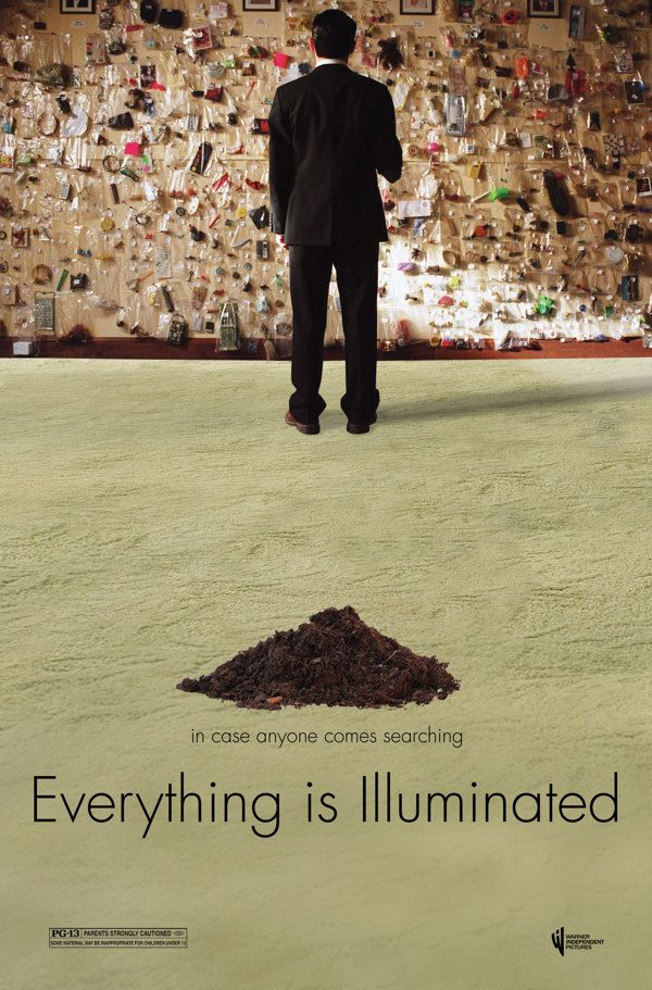 Everything is Illuminated Movie Poster on Behance