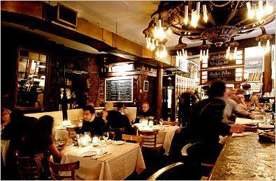Le Garde-Manger, Chuck Hughes's restaurant - Montreal - best bday dinner ever!