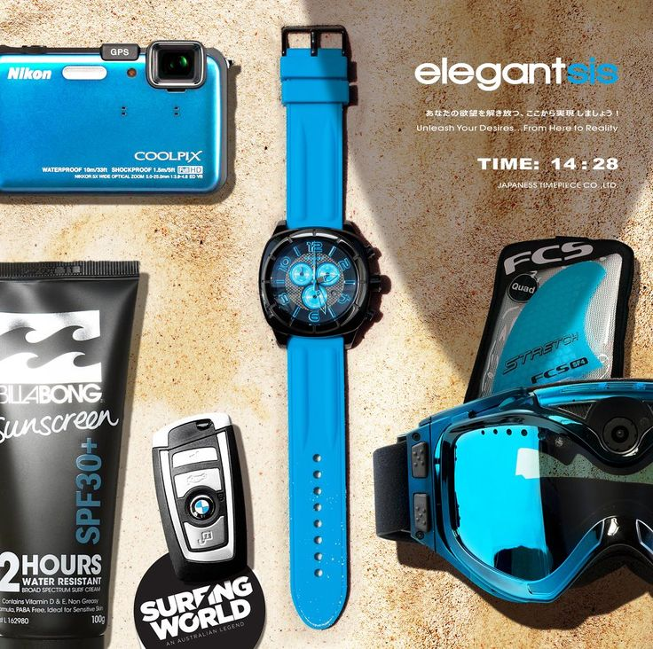 elegantsis Watch JT66 Extreme Sports
