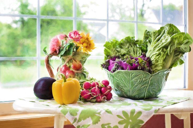 Top 5 des légumes du printemps