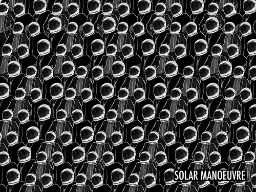 Solar Manoeuvre Wallpaper