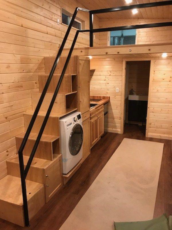 25ft Tiny House by Innovate Tiny 19