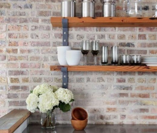 Normandy, White cabinets and Peach kitchen on Pinterest