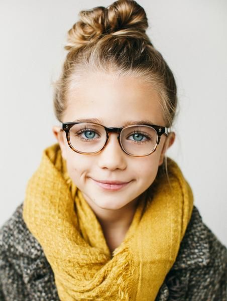 Girls Glasses Frames | Kid's Round Frame Eyeglasses