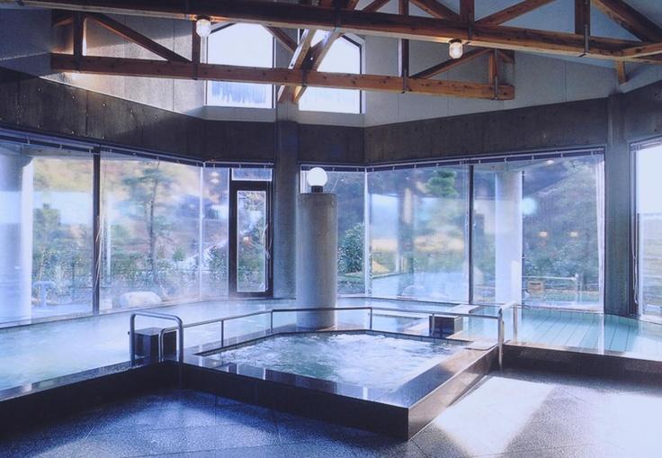 鉱泉センター直川  Kousen Center in Naokawa