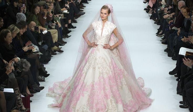 Wedding dresse from elie saab
