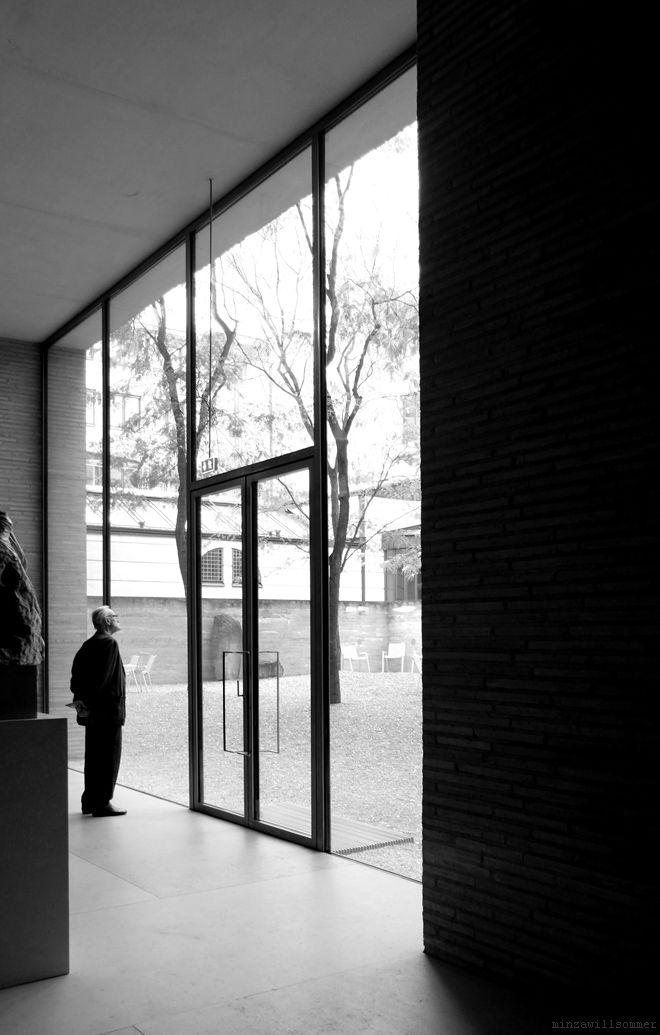 Kolumba Museum in Köln - Peter Zumthor http://minzawillsommer.blogspot.de/