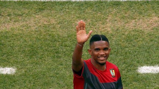 Eto'o footballeur africain le plus riche devant Yaya Touré