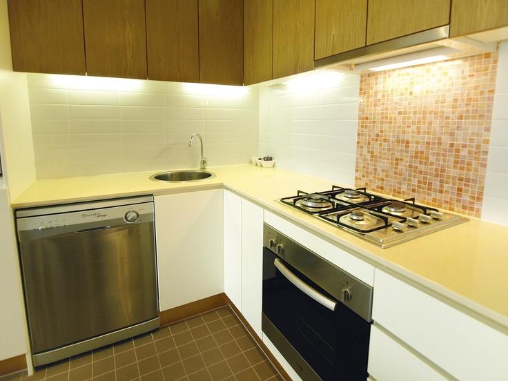 iStay Precinct - 2 bed #614 kitchen
