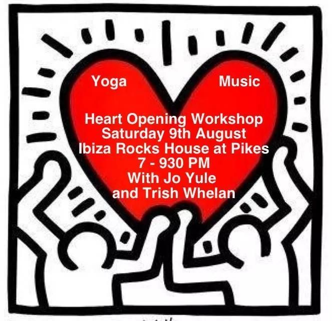 Joga meets kundalini at Ibiza rocks house this weekend In Ibiza! A very special workshop! Www.jogabeats.com
