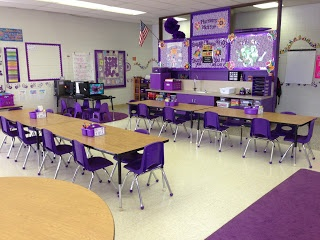 Purple Classroom ideas!