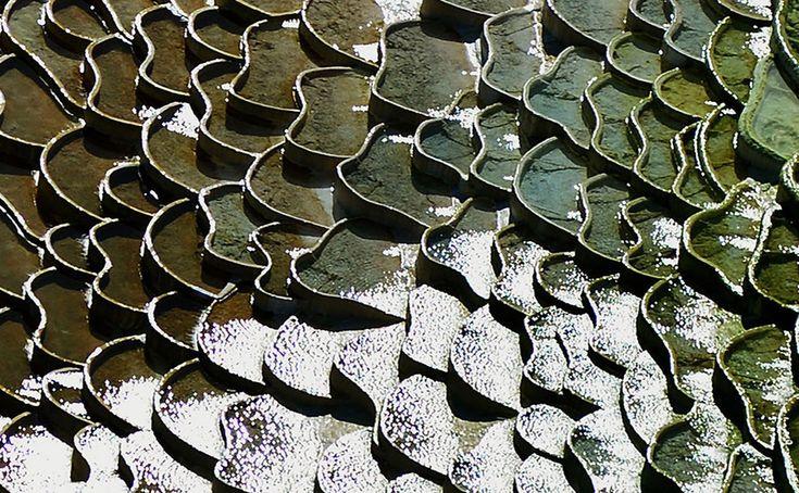 A teraszos sódomb Egerszalókon