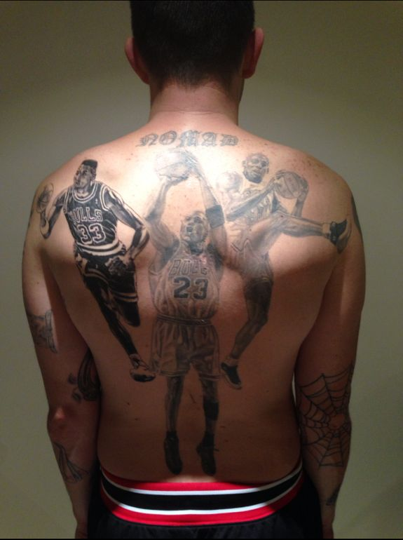 37 best images about nba ink on pinterest tracy mcgrady for James harden tattoo