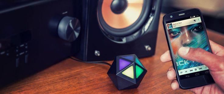 Moto Stream, l'adaptateur sans fil pour diffuser de la musique streamée