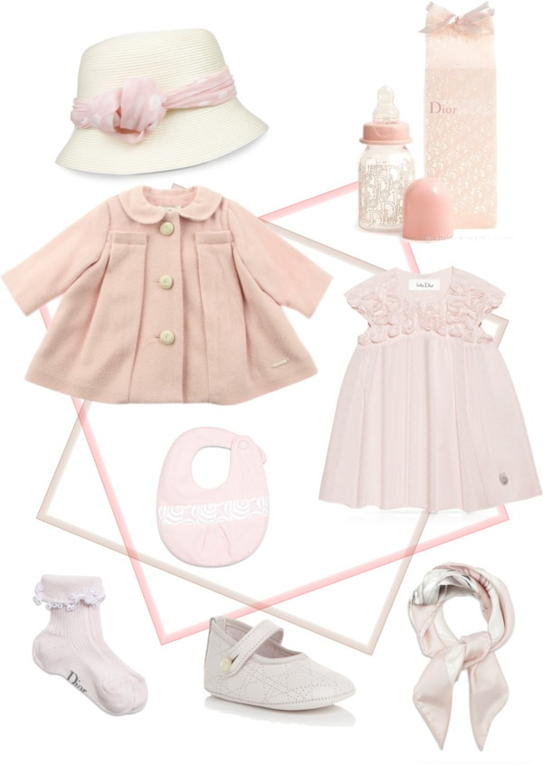 """Baby Dior"" by yazhara1 ❤ liked on Polyvore"