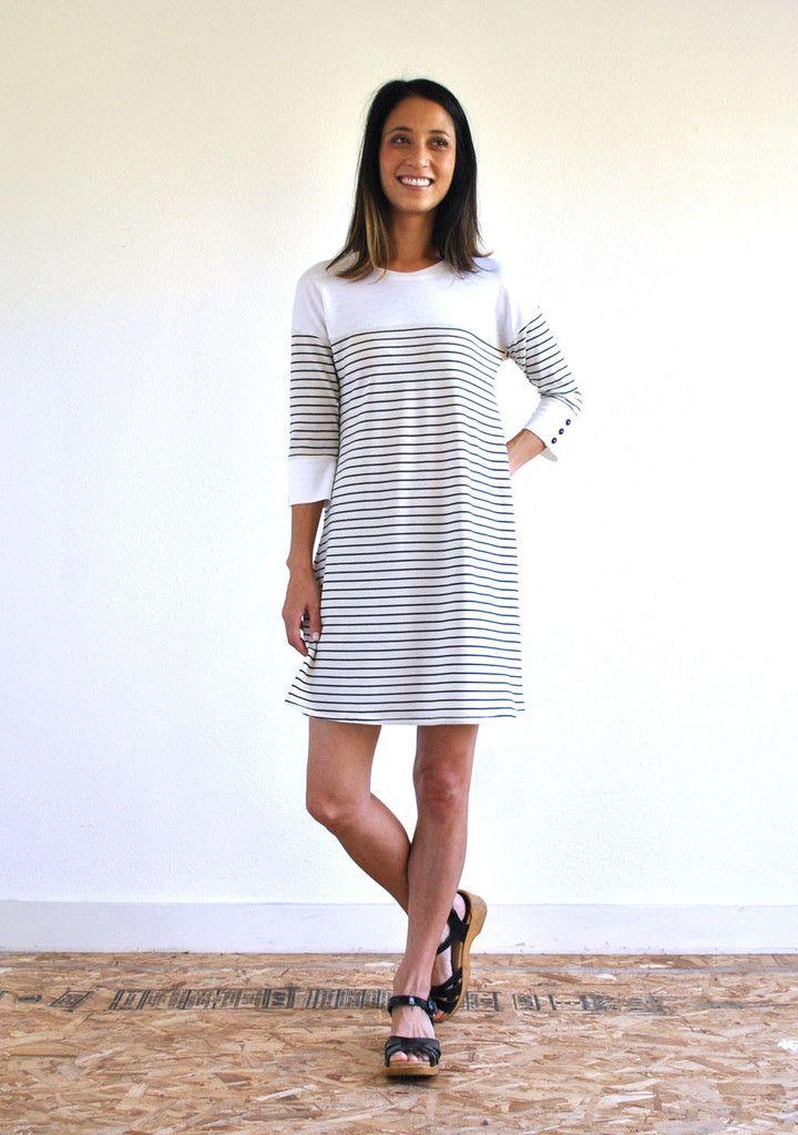 Marianne Dress Sewing Pattern