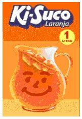 Ki-Suco, um suco que era delicioso e não fazia mal