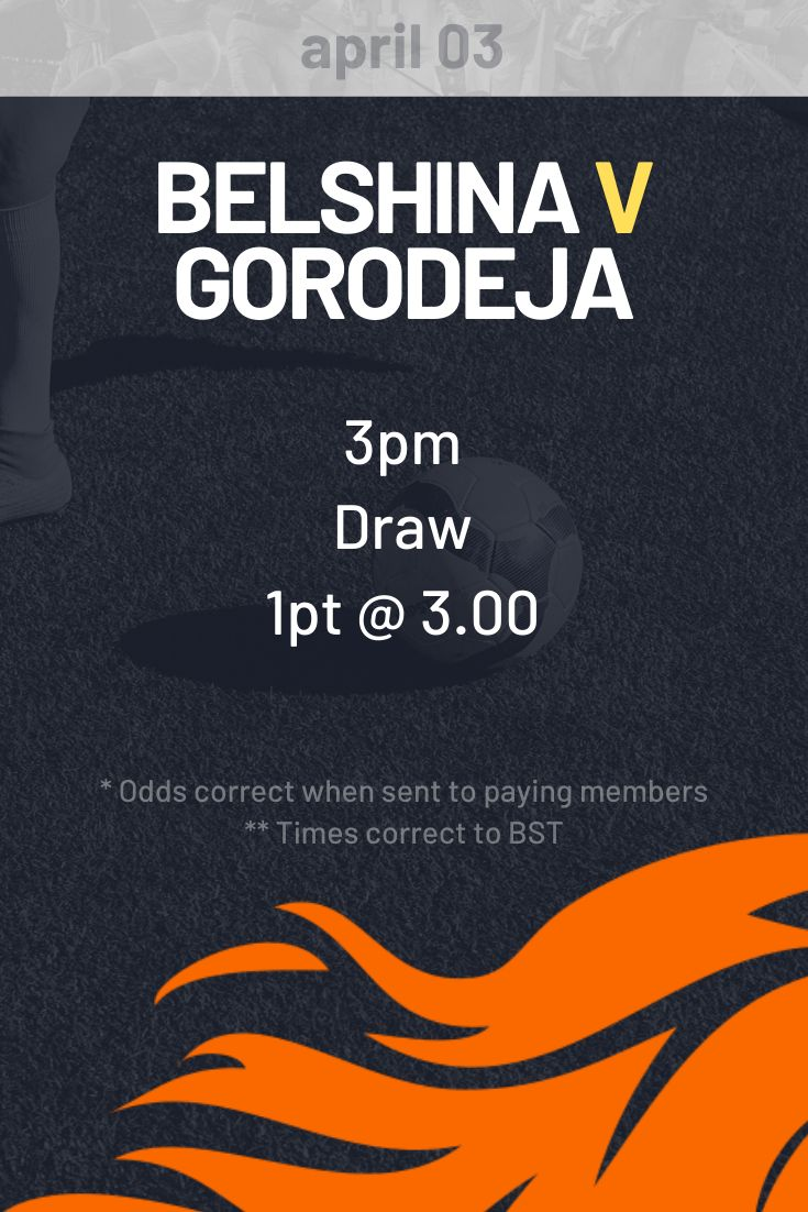 Our free football tip for Friday, provided by Football