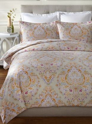 50% OFF Echo Laila Duvet Set (Multi)