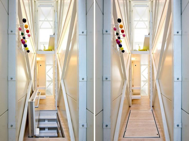 the coolest tiny narrow house in the world warsaw poland