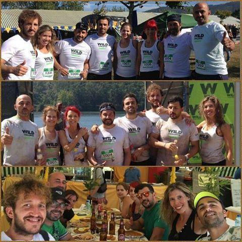 Wild Challenge Gondomar [ The Tree Team ] Follow us…