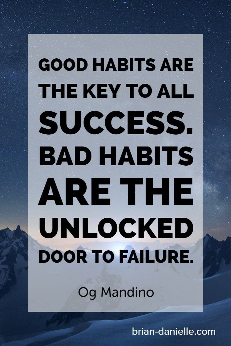 How To Break Bad Habits Bad Habits Quotes Habit Quotes