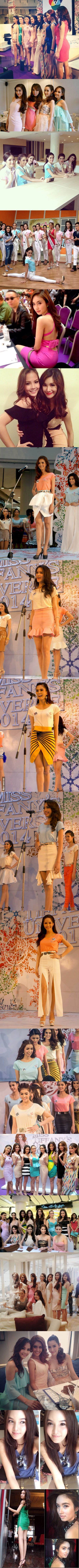 Definitely fooled me... The ladyboy pageant of Thailand!