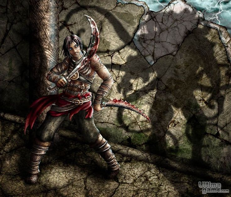 Prince Of Persia Warrior Within Wallpaper 17818 Loadtve