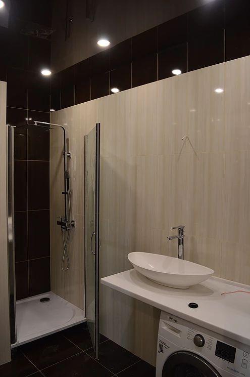 Ремонт ванной комнаты. Укладка плитки, облицовка стен и пола. Фото выполненных работ. Фото плитки.Портфолио плиточника. Узнать цену работы