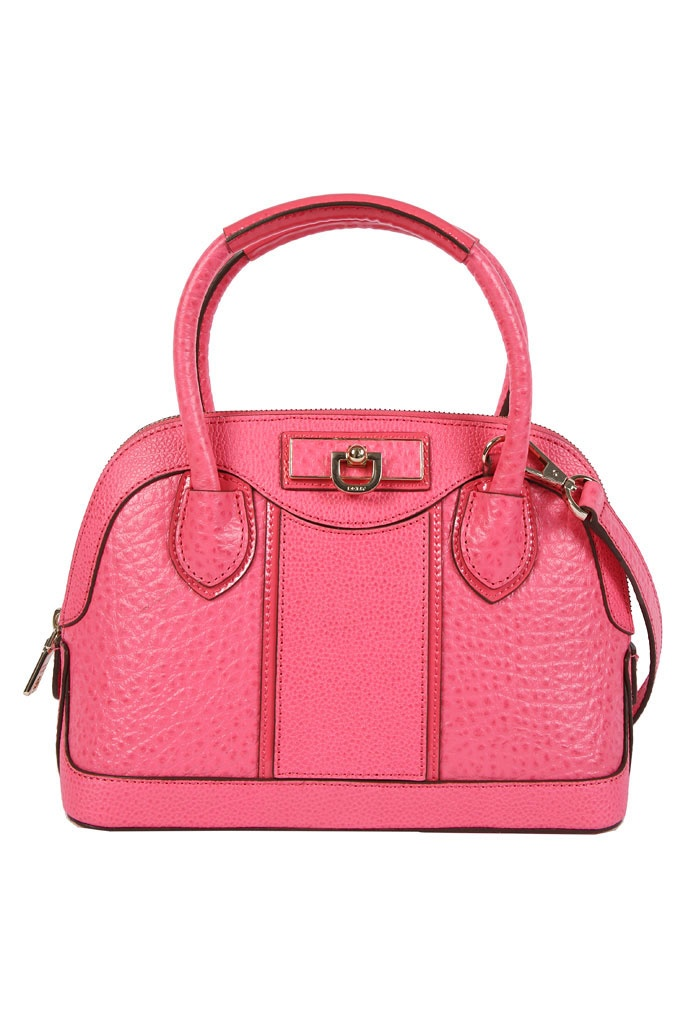 Perfect pink tote from DKNY (@Deena Korman pr girl) Spring 2013 #MBFW