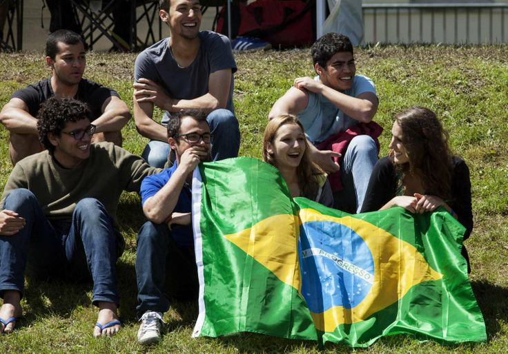 Brazilians fans