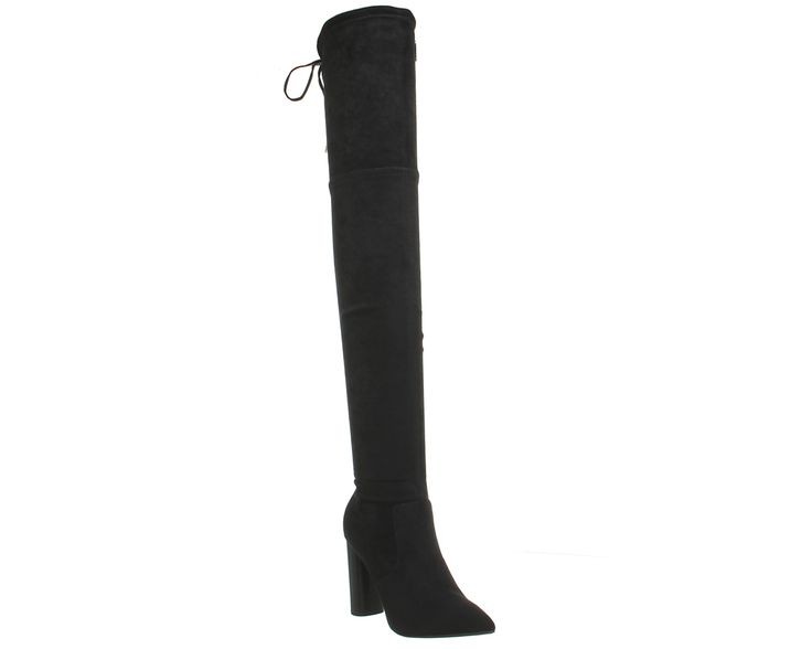 Kandy Shop Over The Knee Boots