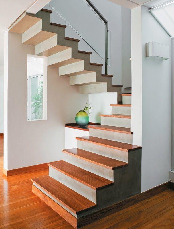 28 Best Escadas Images On Pinterest Interior Stairs