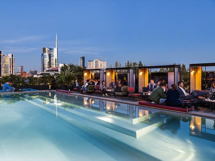 The Best Places for Aperitivo in Milan