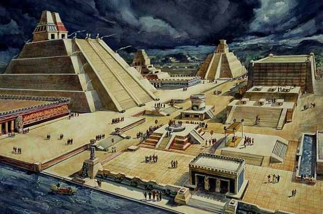 Dec 2, 2015-Archaeologists thinks they may have found the burial chamber of Montezuma I in Mexico City