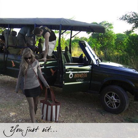 Nothing as exciting as going out and seeing our beautiful animals while enjoying a great game drive