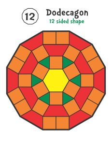 Pattern Block Templates Free Printable | 262 Best Shapes For Children Images On Pinterest Puzzles Toys