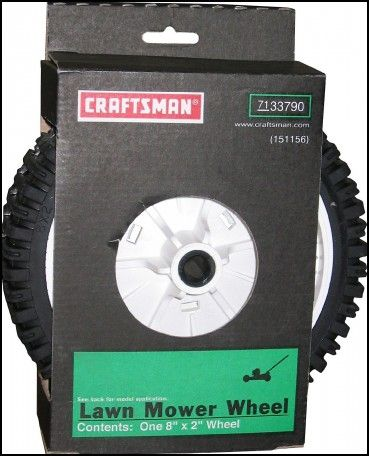 Sears Lawn Mower Wheels