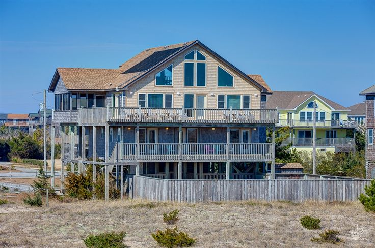 Beedoe's Bliss 424 is a 5 bedroom, 4 bathroom Oceanfront vacation rental in Salvo, NC. See photos, amenities, rates, availability and more details to book today!