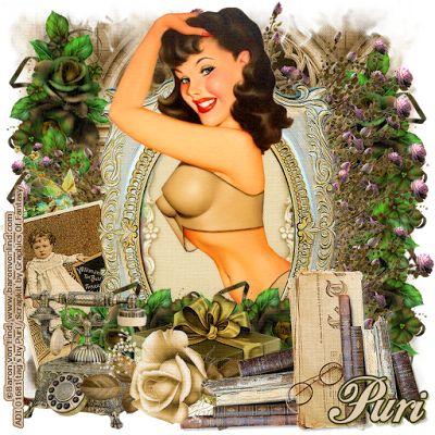 "MI RINCÓN GÓTICO: CT GRAPHICS OF FANTASY, ""Gehilda's Green Romantic"""