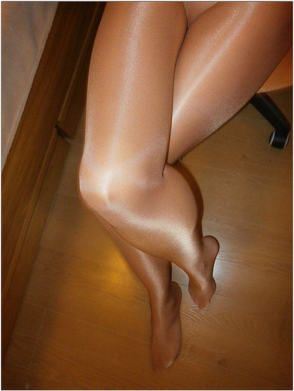 Tan Pantyhose All 103