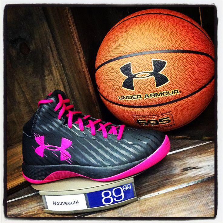 Basketball Under Armour femmes