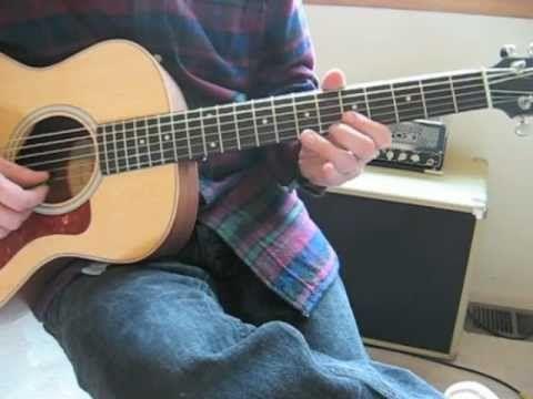 Guitar Lesson: Eric Clapton Acoustic Blues