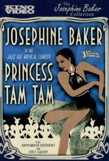 Josephine Baker - one of my icons. Poster for dorm room