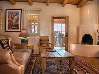 Casa Tranquila: Private yet in the heart of old Santa Fe: 3 Blocks to the PlazaVacation Rental in Santa Fe from @homeaway! #vacation #rental #travel #homeaway