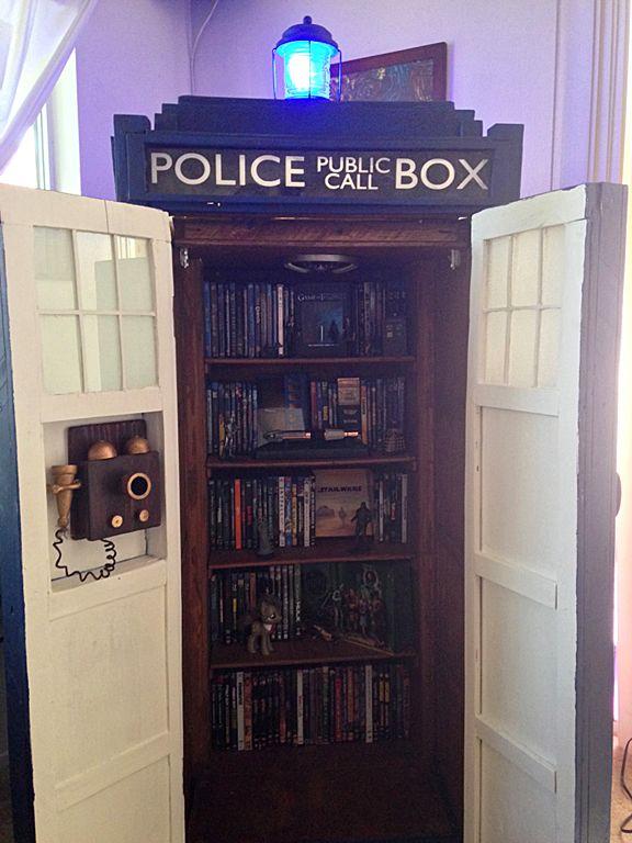 Best 25+ Tardis bookshelf ideas on Pinterest | Next doctor who ...