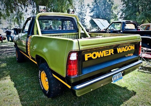 41 best images about Macho Power Wagons, etc. on Pinterest | Dodge ramcharger, Station wagon and